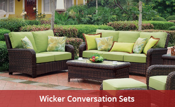 Outdoor Furniture And Wicker